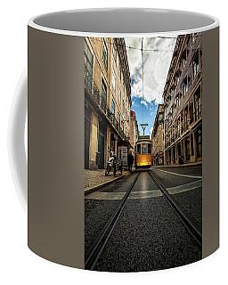 Coffee Mug featuring the photograph Light by Jorge Maia
