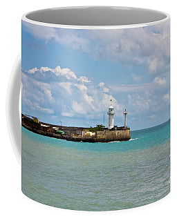 Lighthouse Coffee Mug by Irina Afonskaya