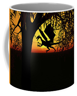 Lights And Shadow Coffee Mug