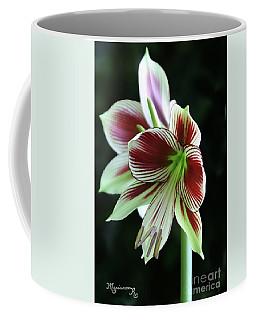 Lily Coffee Mug by Mariarosa Rockefeller