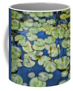 Lily Pads Coffee Mug by Ann Powell