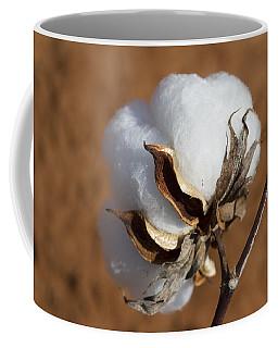 Limestone County Cotton Boll Coffee Mug