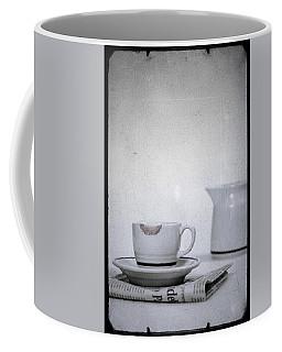 Lip Marks Coffee Mug