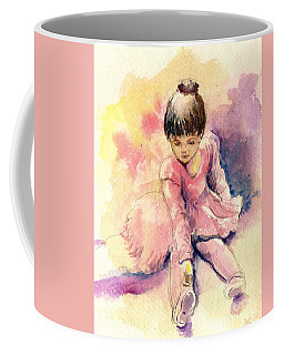 Little Ballerina Coffee Mug