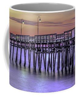 Little Island Pier Coffee Mug