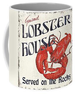 Lobster House Coffee Mug