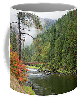 Lochsa Mists Coffee Mug