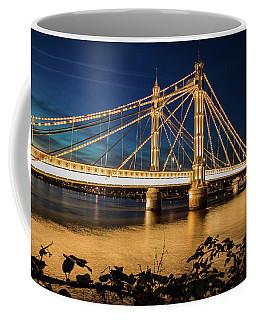 London Albert Bridge Coffee Mug