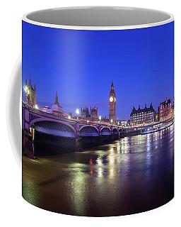 Coffee Mug featuring the photograph London Big Ben  by Mariusz Czajkowski
