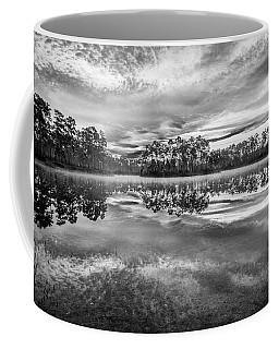 Long Pine Bw Coffee Mug