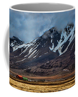 Longyearbyen Coffee Mug