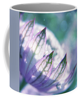 Coffee Mug featuring the photograph Lost In A Daydream by John Poon