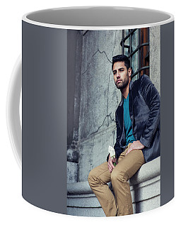 Lost Rose Coffee Mug