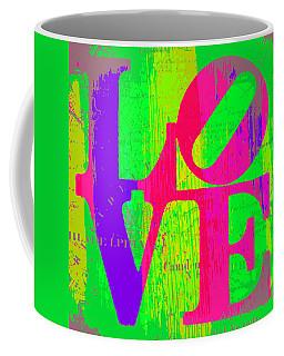Love Philadelphia Coffee Mug