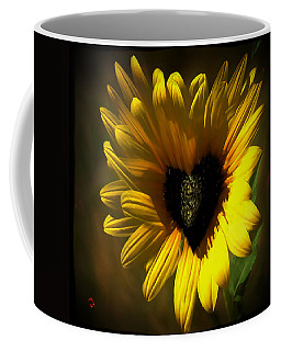 Love Sunflower Coffee Mug