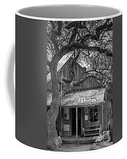 Luckenbach Post Office Coffee Mug