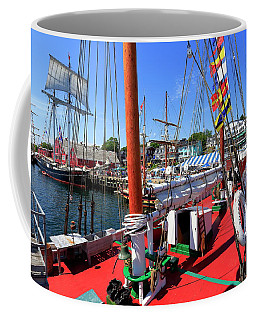 Lunenburg, Nova Scotia Coffee Mug