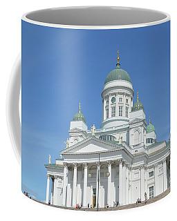 Lutheran Cathedral Helsinki Coffee Mug
