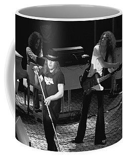 Lynyrd Skynyrd At Winterland Coffee Mug