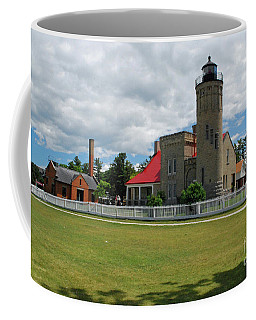 Mackinac  Michigan Coffee Mug