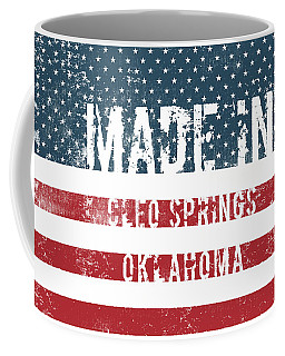 Made In Cleo Springs, Oklahoma Coffee Mug