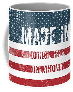 Made In Council Hill, Oklahoma Coffee Mug