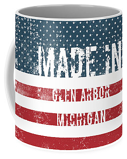 Made In Glen Arbor, Michigan Coffee Mug