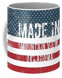 Made In Mountain View, Oklahoma Coffee Mug