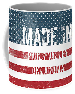 Made In Pauls Valley, Oklahoma Coffee Mug