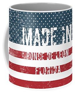 Made In Ponce De Leon, Florida Coffee Mug