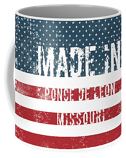 Made In Ponce De Leon, Missouri Coffee Mug