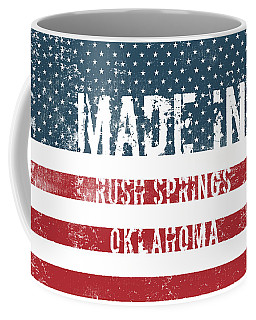 Made In Rush Springs, Oklahoma Coffee Mug