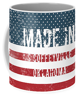 Made In S Coffeyville, Oklahoma Coffee Mug