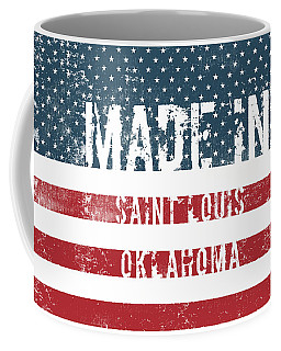 Made In Saint Louis, Oklahoma Coffee Mug