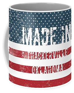Made In Thackerville, Oklahoma Coffee Mug