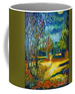 November Full Moon Coffee Mug