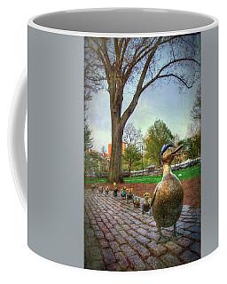 Make Way For Ducklings - Boston Coffee Mug
