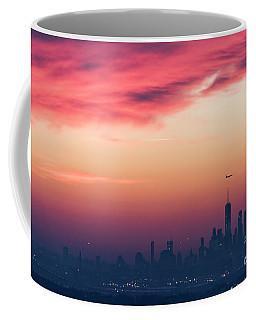 Manhattan Pre-dawn Coffee Mug