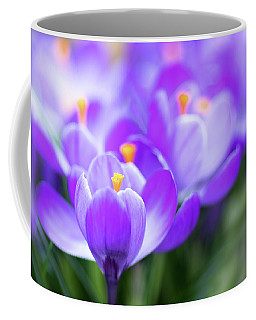Marching Into Spring Coffee Mug by Rebecca Cozart