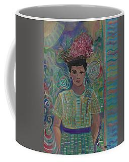 Maria Coffee Mug by John Keaton