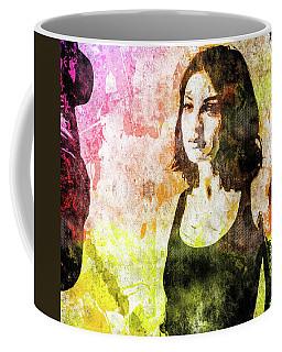 Maria Valverde Coffee Mug