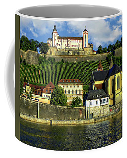 Marienberg Fortress Coffee Mug