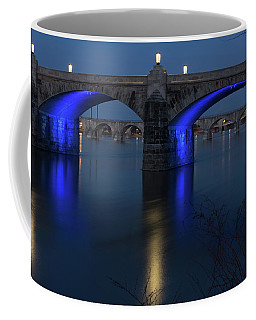 Market Street Bridge, Harrisburg Pa Coffee Mug
