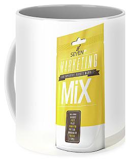 Marketing Mix 7 P's Coffee Mug