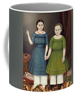 Mary And Francis Wilcox Coffee Mug