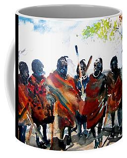 Masaai Boys Coffee Mug