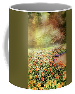 Coffee Mug featuring the photograph Masquerade by Diana Angstadt