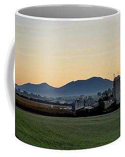 Massanutten Sunrise Coffee Mug