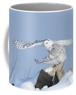 Maximum Lift Coffee Mug