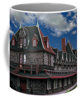 Mcadam Train Station Coffee Mug